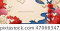 牡丹 雲端 雲彩 47066347
