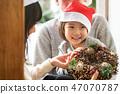 가족 크리스마스 47070787