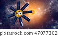 卫星 空间 地球 47077302