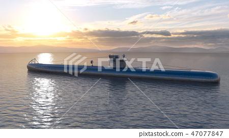 잠수함 47077847