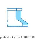 Garden Boots Icon 47083730
