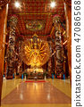 The images of Guanyin,Chinese god 47086568