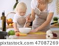 烹饪 母亲 厨房 47087269