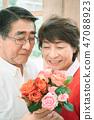 夫妇 一对 情侣 47088923