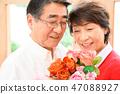 夫妇 一对 情侣 47088927