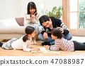 家庭团队 47088987