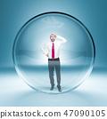 confort zone concept 47090105