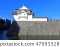 桑普城堡 塔楼 橹 47093328