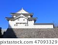 桑普城堡 塔楼 橹 47093329