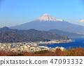 富士山 观点 景色 47093332
