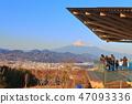 富士山 日本平原 日本平 47093336