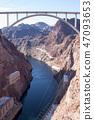 Hoover Dam Mike Ocalahan Bridge Nevada Arizona: Hoover Dam 47093653