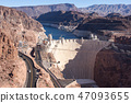 Hoover Dam Nevada Arizona: Hoover Dam 47093655