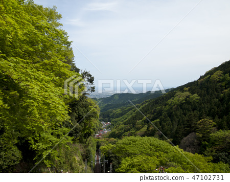 great mountain, mountain, kanto 47102731