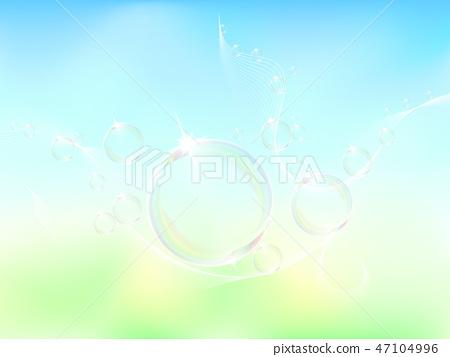 Bubble 47104996