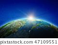 Caribbean - Cuba, Jamaica, Haiti, Cayman islands and Dominican R 47109551