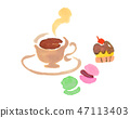 coffee, confectionery, dessert 47113403