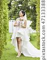 여성 인물 결혼 신부 47133388