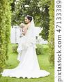 여성 인물 결혼 신부 47133389