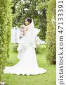 여성 인물 결혼 신부 47133391