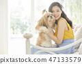 女人寵物的生活方 47133579