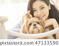 女人寵物的生活方 47133590