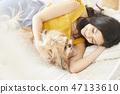 女人寵物的生活方 47133610