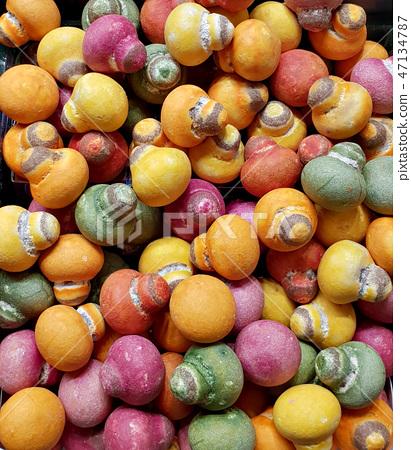 土耳其五顏六色的糖果 47134787