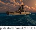 Battleship Yamato 47138316