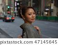 ผู้หญิงกิโมโน 47145645
