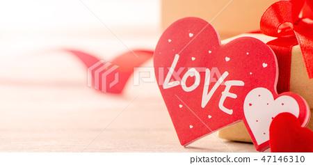 戀人節,婚禮當天,風景秀麗,慶祝求愛,情人節婚禮 47146310