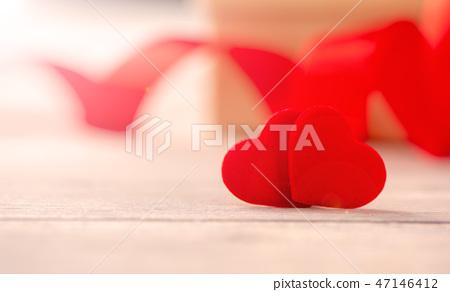 戀人節,婚禮當天,風景秀麗,慶祝求愛,情人節婚禮 47146412