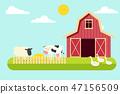 농장, 농원, 농지 47156509