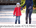family ice skating 47157043