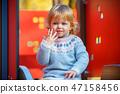 child, girl, kid 47158456