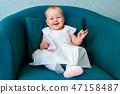 baby, chair, child 47158487