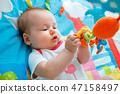 infant, baby, child 47158497