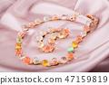 Necklace and bracelet 47159819