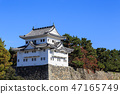 Nagoya Castle Southwest corner oar 47165749