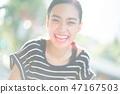 女性肖像 47167503