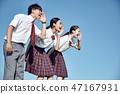 高中生青年 47167931