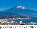 """""""靜岡縣""""富士山/清水港的景色""""來自Nipponaira"""" 47169022"""