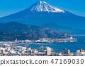 """""""靜岡縣""""富士山/清水港的景色""""來自Nipponaira"""" 47169039"""