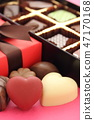Valentine's Day Chocolate 47170168