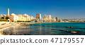 Seaside of Tyre in Lebanon 47179557