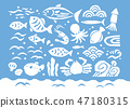 fish, fishes, and 47180315