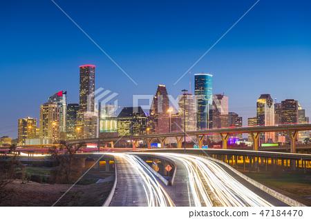 Houston, Texas Skyline 47184470