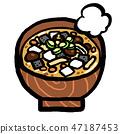 Natto juice 47187453