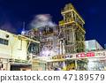 工廠 工廠夜景 京濱工業區 47189579