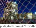 工廠 工廠夜景 京濱工業區 47189582